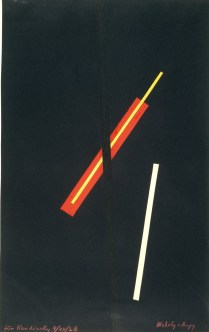 Laszlo Moholy-Nagy, Sans titre, [1923] Reproduction of a work for Kandinsky