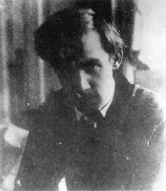 Leonidov as a student at VKhUTEMAS, 1921
