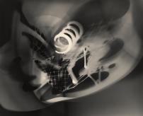 Moholy-Nagy, László (1894-1946) Male Culture American Title Photogram Work Type Photography Date 1925 Material unique photogram Measurements 9 3_8 x 7 in