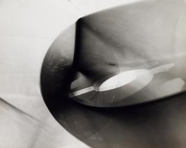 Moholy-Nagy, László (American, born Hungary, 1895-1946) Title Untitled Work Type Photograph Date No date Material Gelatin silver print Measurements 8 x 10 in