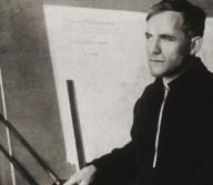 Photograph of Hannes Meyer Date 1928 Description Bauhaus