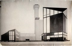 G. Vegman. Museum of Red Moscow. 1924 b