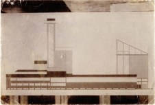 G. Vegman. Museum of Red Moscow. 1924