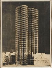 ludwig-mies-van-der-rohe-photomontage-showing-the-model-for-a-glass-skyscraper-for-the-berlin-friedrichstrasse-1922