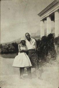 Mayakovsky in 1928