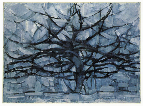 Mondrian: Order and randomness in abstract painting | The Charnel-House