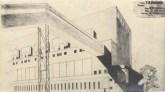 T. Rappoport. Supervisors A. Samoylov and V. Kapterev. Heat Plant. 1934. Photo
