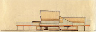 V. Kolpakova. Holiday Home for Conductor Teams for 52 Persons. 3rd year. 1930 a