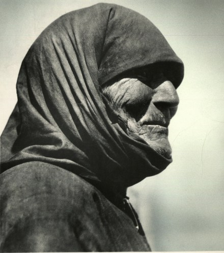 Margaret Bourke-White, Joseph Stalin's great aunt Dido-Lilo Dzhugashvilii (1931)