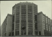 Margaret Bourke-White, Unident. Russian public bldg (Moscow, 1931)