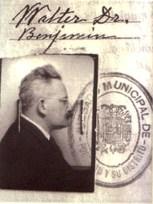 Walter Benjamin - foto