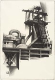 Corner of Steel Plant 1929
