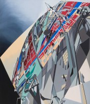 Zaha-Hadid-Suprematism-4-The World-89 Degrees-painting