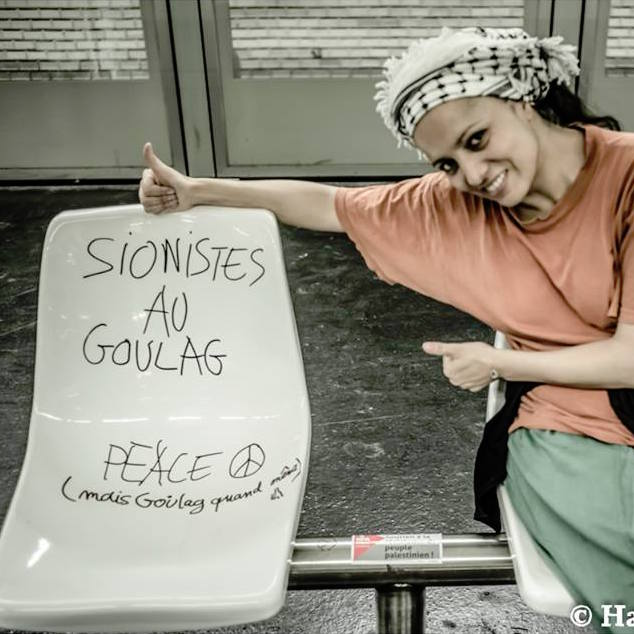 Image result for Houria Bouteldja sioniste au gulag