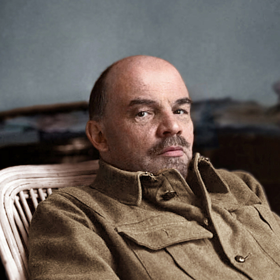 Birthday > Earth Day: Happy 146th, Lenin!