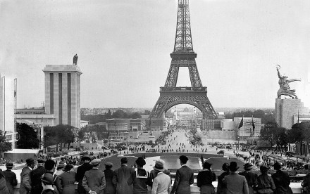 PARIS - 1937- International Exhibition of 1937 in Paris. (Photo by- Roger Viollet_Getty Images)