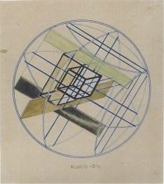 gustav-klutsis-construction-encre-bleue-vernis-et-crayon-sur-papier-_-blue-ink-high-gloss-and-pencil-on-paper-22-9-x-20-2-cm-1921