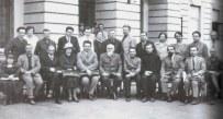 Рязанов с сотрудниками ИМЭЛ. Фото