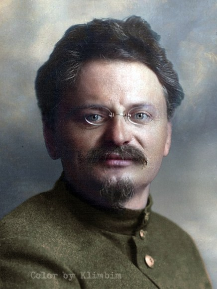 Leon Trotsky | Лев Троцкий