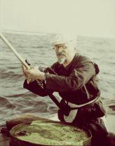 Trotsky fishing