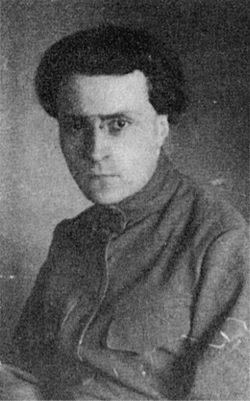 Victor Serge in 1919