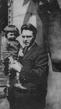 Victor Serge with Vlady in Berlin