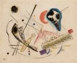 Wassily Kandinsky, Composition lyrique (December 3, 1922)