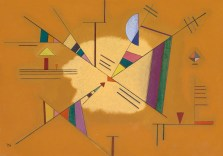 Wassily Kandinsky, Diagonale (May 1930)