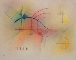 Wassily Kandinsky, Linie (April 1929)