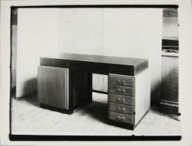 probably Lucia Moholy, Designer- Erich Dieckmann Desk (1924)