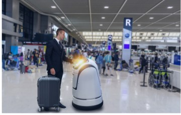 Gatwick's Chatbot Just the Latest in Aviation Bots