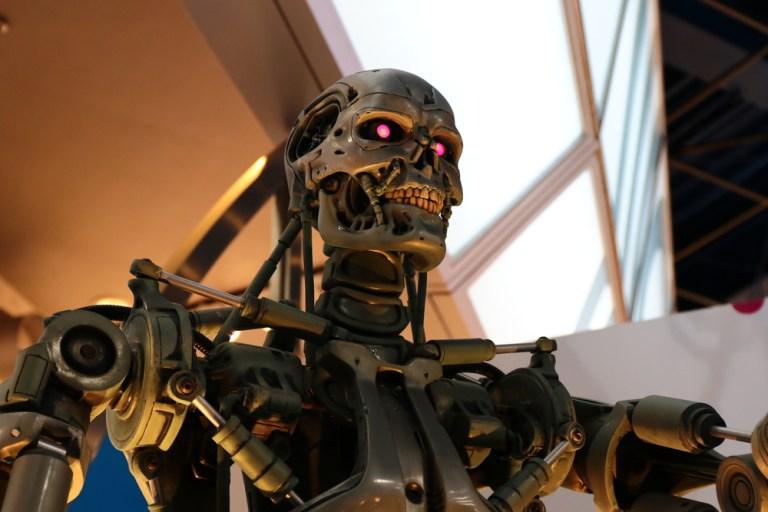 AI risk, killer bot, killer robot