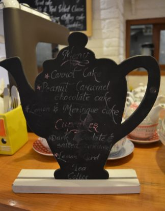 The Mad Teapot/The Wishing chair