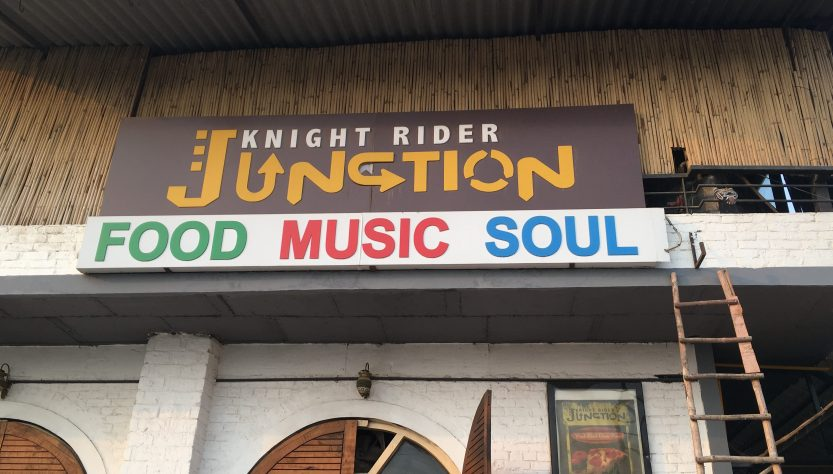 Knight Rider Junction