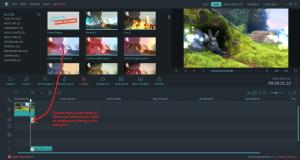 wondershare video editor filters
