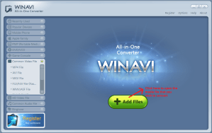 winavi all in one converter add