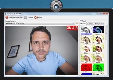 Webcam fun chat