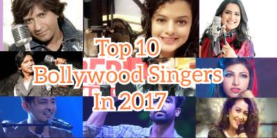 Singers Top 10