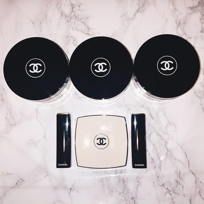 Chanel Loose Powder