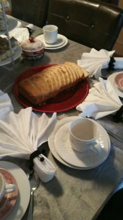 Lemon Tea Loaf