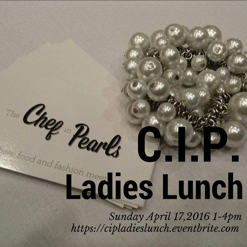 We are at it again….C.I.P. Ladies Lunch