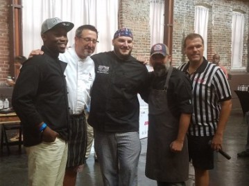 Culinary Fight Fest