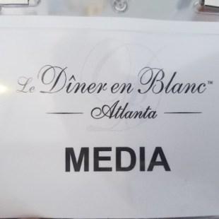 Diner en Blanc Atlanta 2017