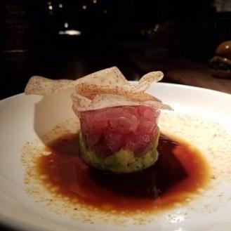 Bigeye Tuna Tartare