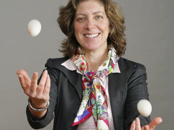 Chef Ariane Daguin