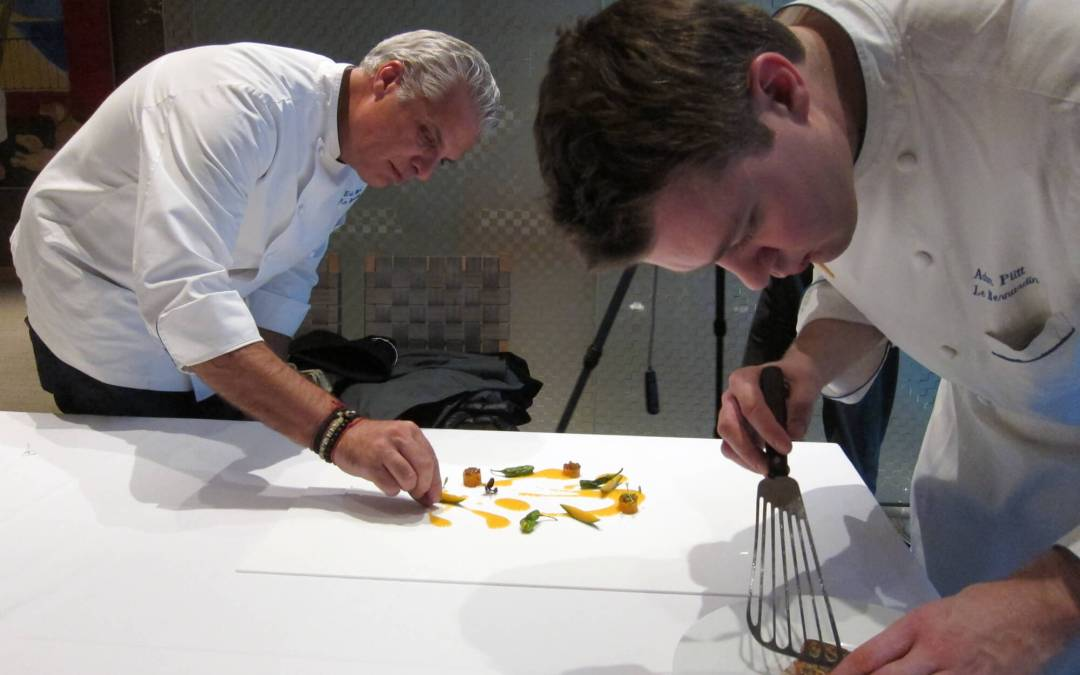 Peruvian Inspiration with Chef Eric Ripert