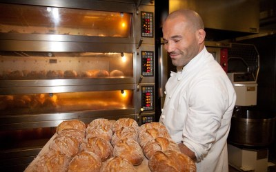 How Baker Kamel Saci Almost Didn't Become a Baker