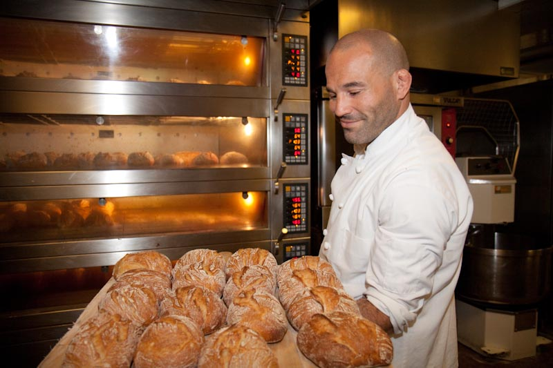 How Baker Kamel Saci Almost Didn't Become a Baker