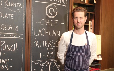 Lachlan Mackinnon-Patterson Will Not Be Ordering The Eel Tonight