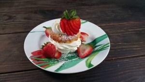 Strawberry Shortcake by Katie Rosenhouse, photo by Battman